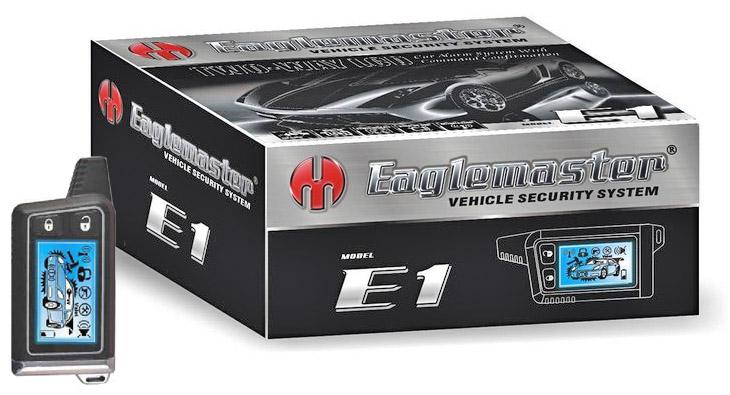 купить автосигнализацию Eaglemaster E1