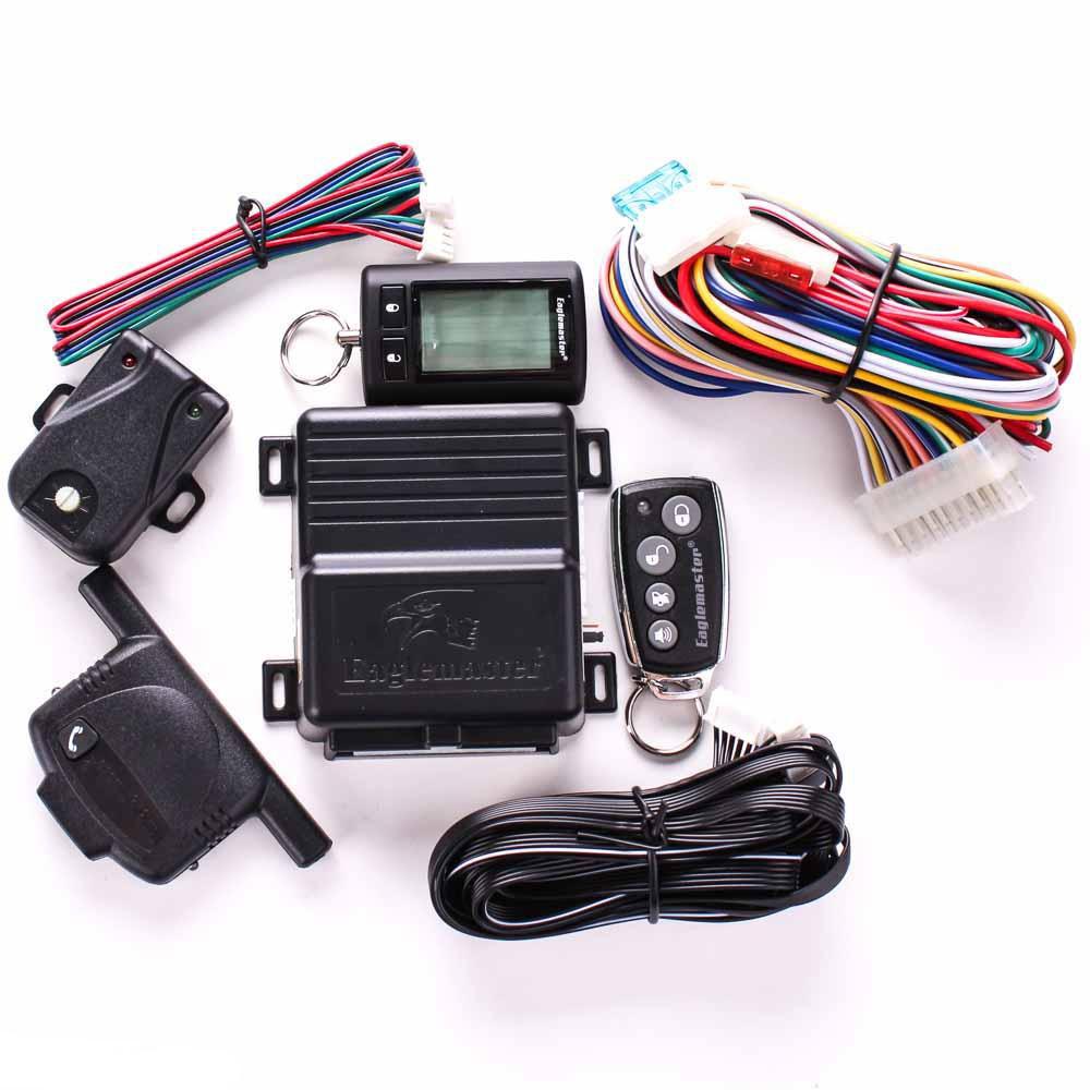 купить автосигнализацию Eaglemaster E4 LCD