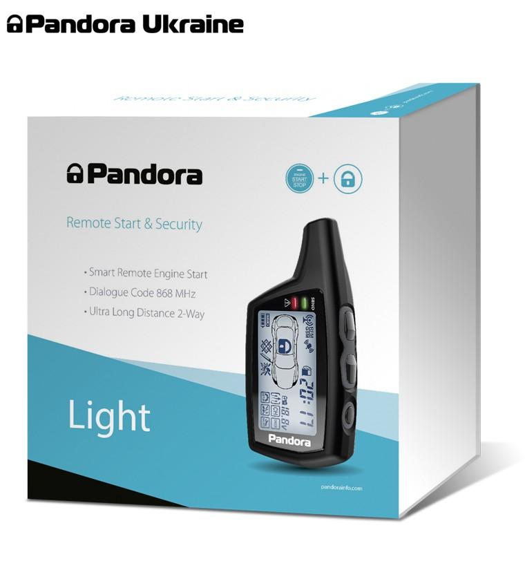 автосигнализация Pandora DXL-0050L цена