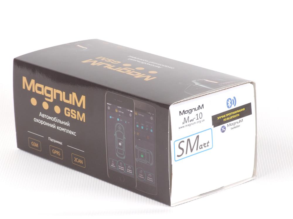автосигнализация Magnum Smart M-10