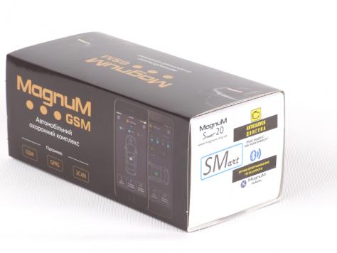 автосигнализация Magnum S-20 Smart GSM купить